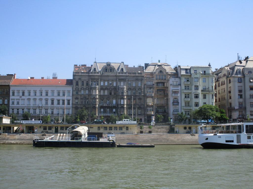 Pest-Ufer