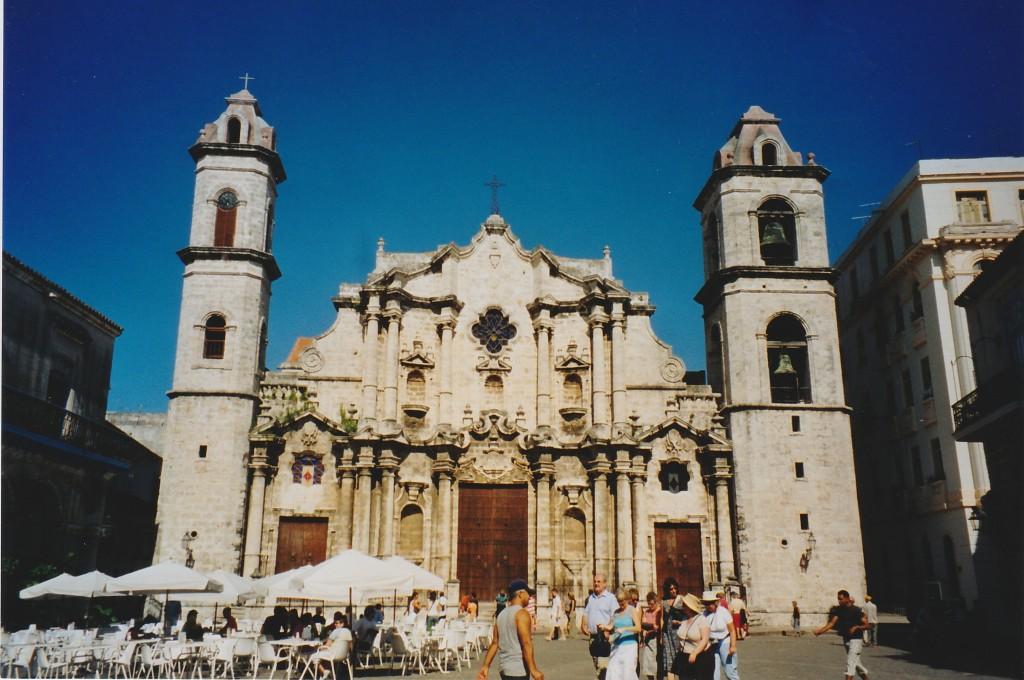 Havanna/Plaza de la Catedral