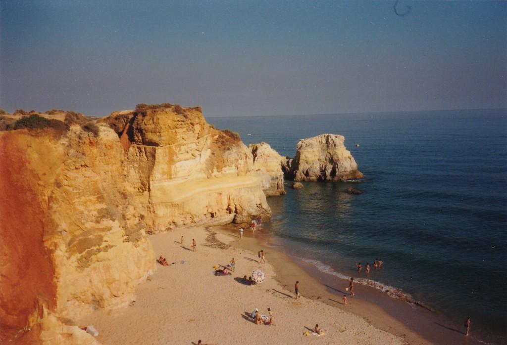 Praia da Rocha / Algarve