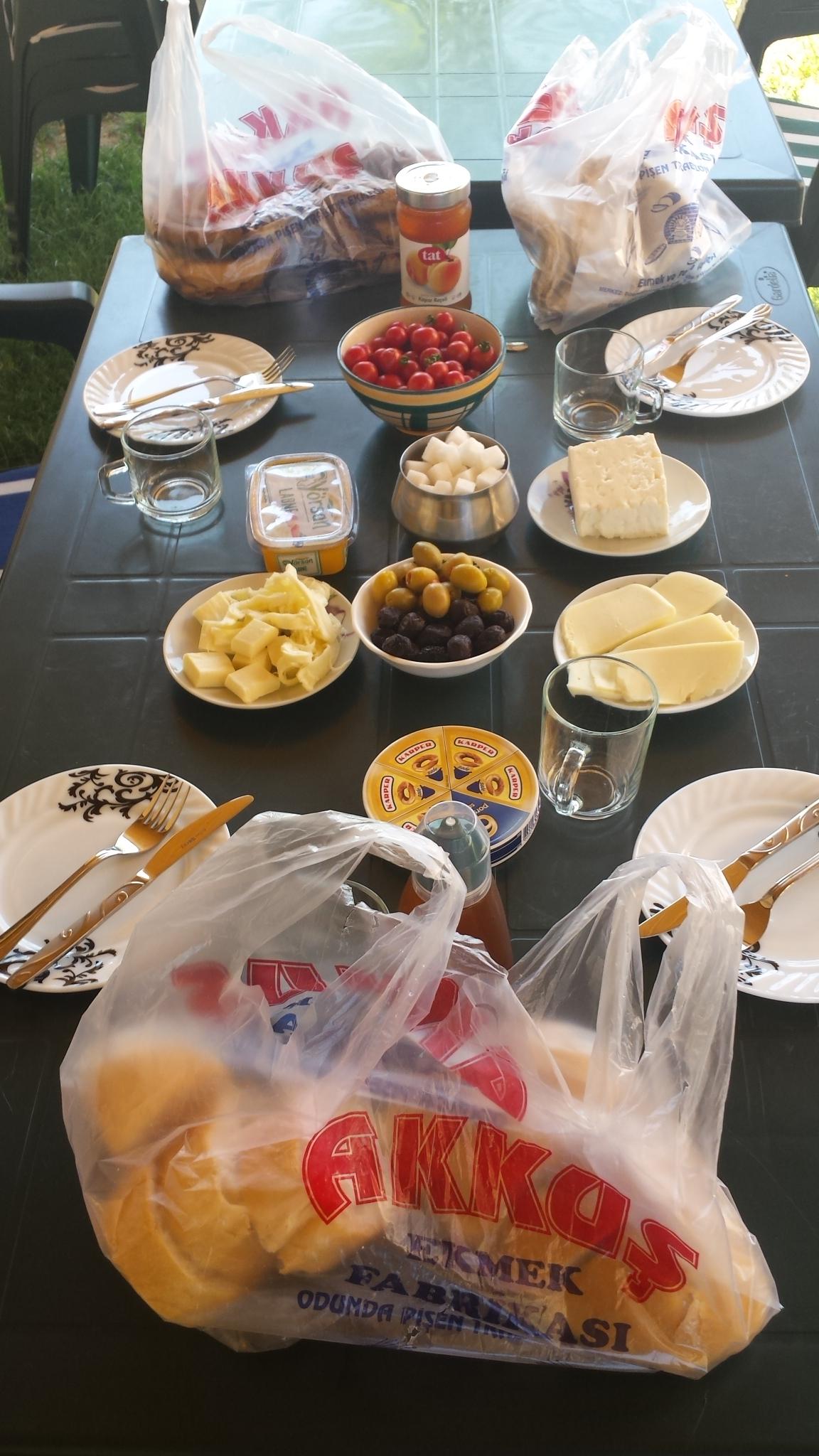 Die türkische Küche - eine Liebeserklärung - Nics Reisewelt