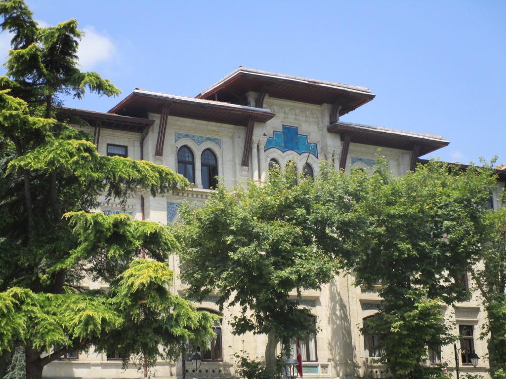 Am Sultanahmet Platz