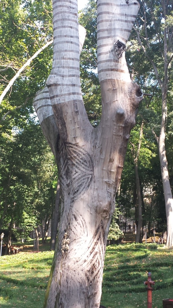 Baumkunst