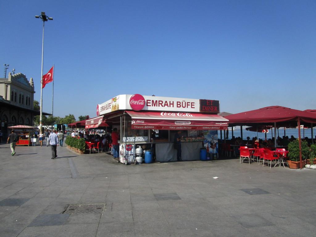 Emrah Büfe Kadıköy