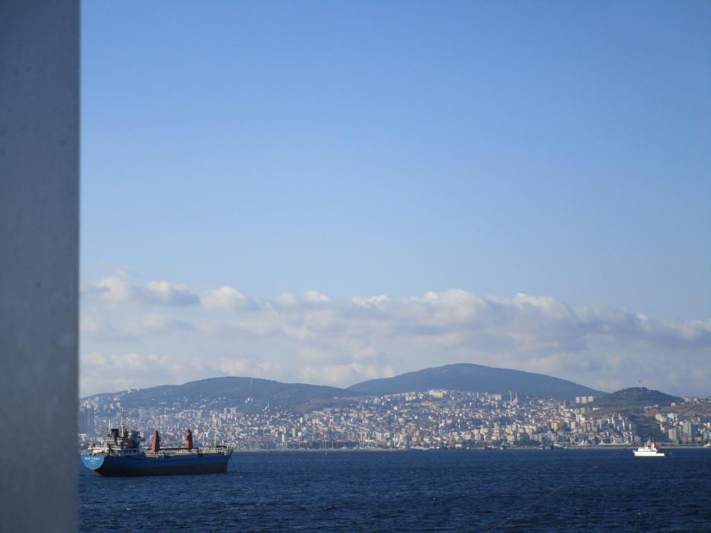 Fähre Yalova-Istanbul