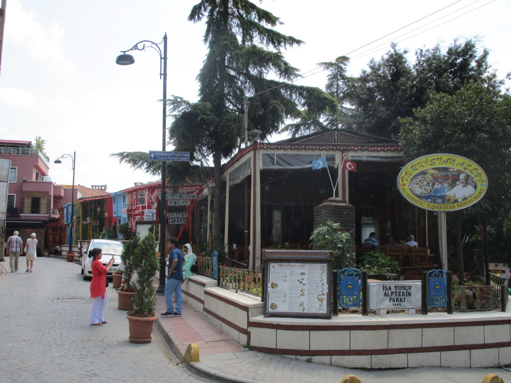 Isa Yusuf Alptekin Park
