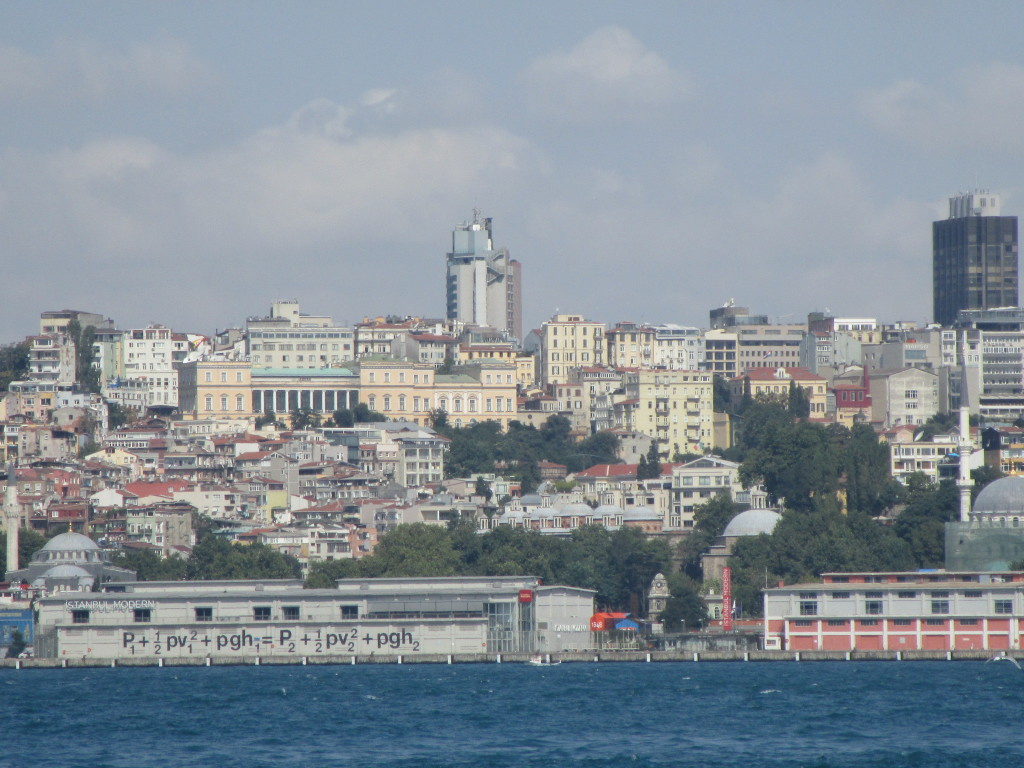 Istanbul Modern in Beyoğlu
