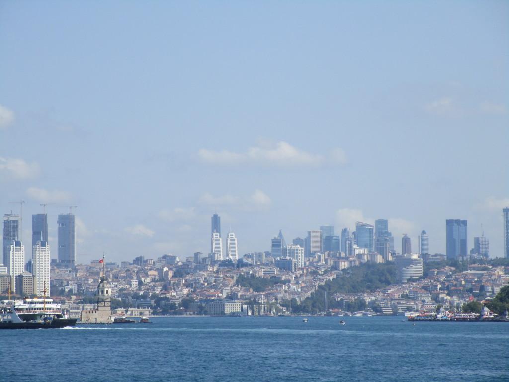 Istanbuls Skyline