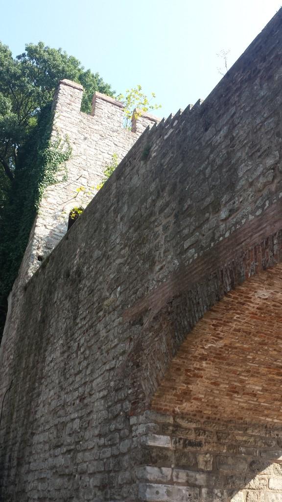 Mauer Topkapi Pala
