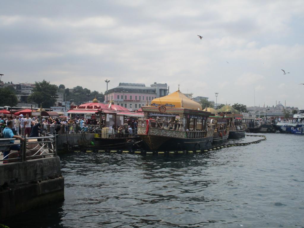 Fisch-Boote