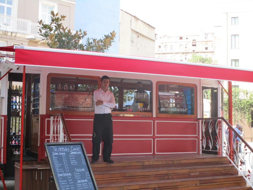 Tram-Cafe