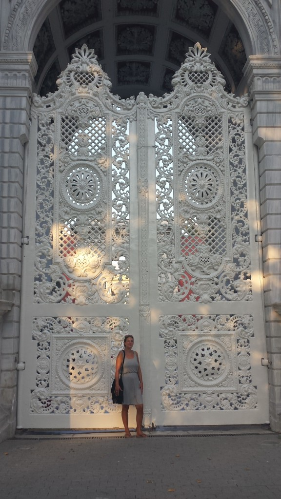 Dolmabahçe-Palast