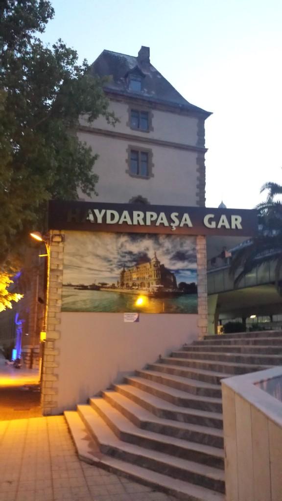 Bahnhof Haydarpaşa
