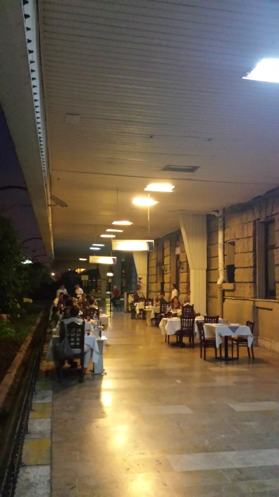Bahnhofs-Restaurant