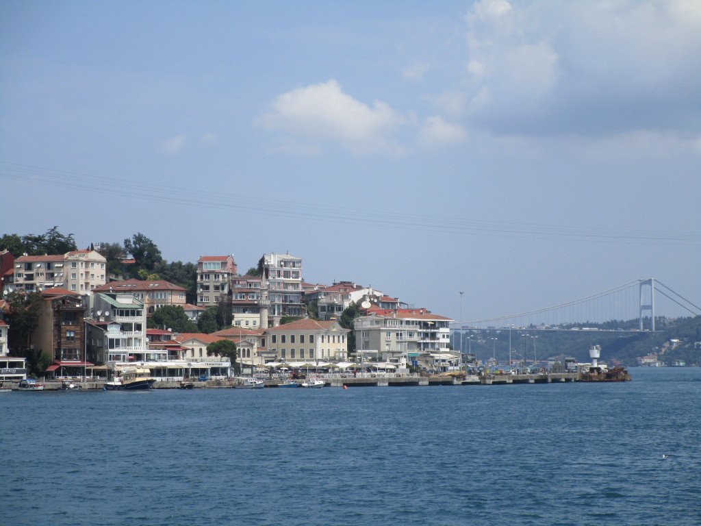 Bosporus-Tour