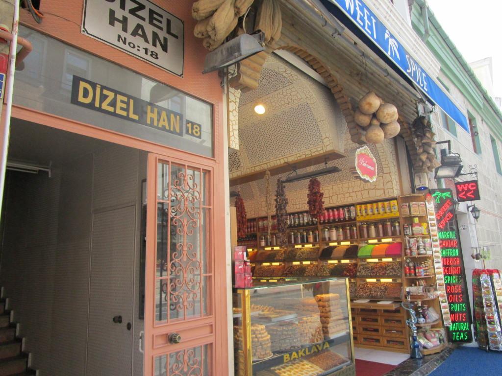 Baklava Istanbul