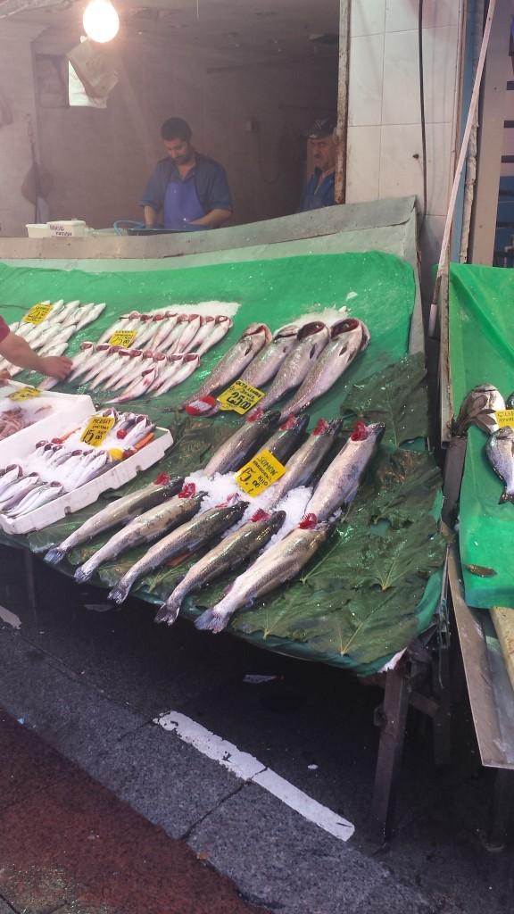 Fisch Istanbul