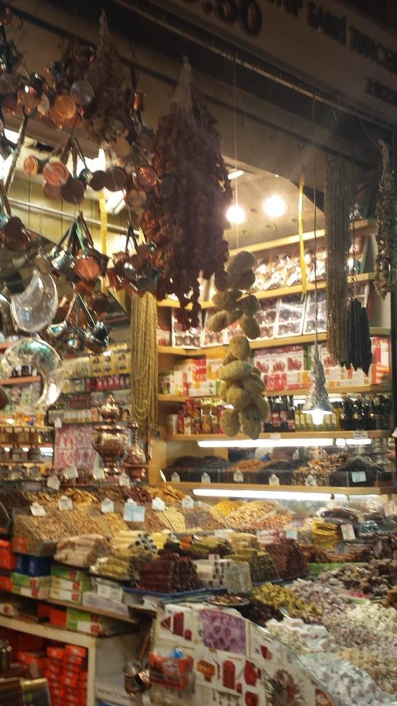 Süßwaren Basar Istanbul