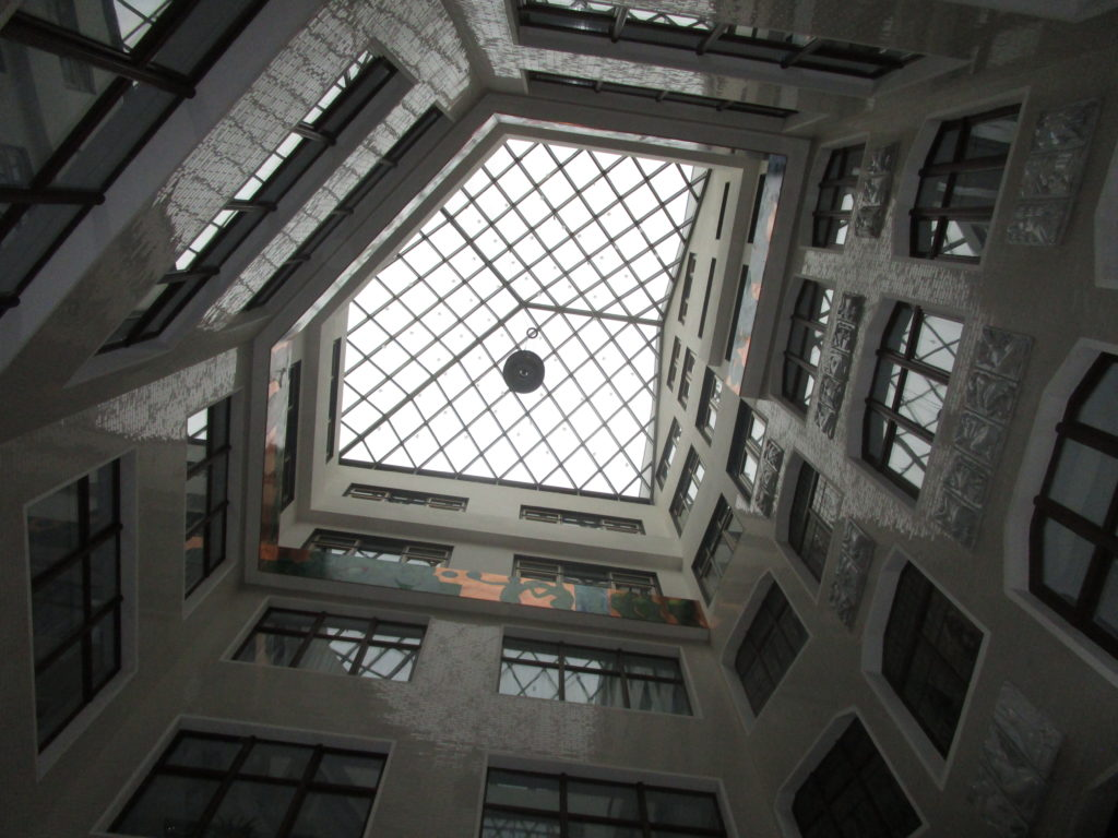 Lichthof Hansahaus
