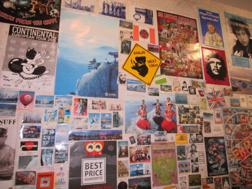 Im Hostel