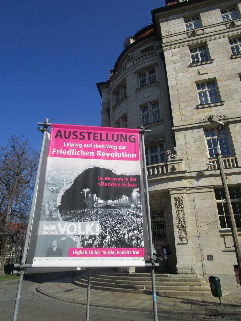Ausstellung Friedliche Revolution