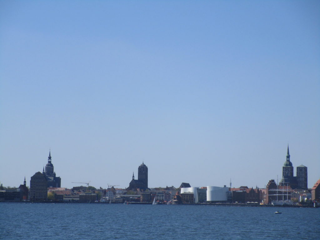 Stralsund-Panorama