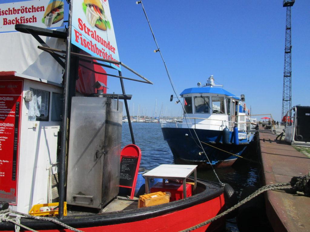 Fischkutter Anja