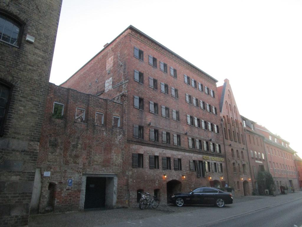 Hotel Scheelehof