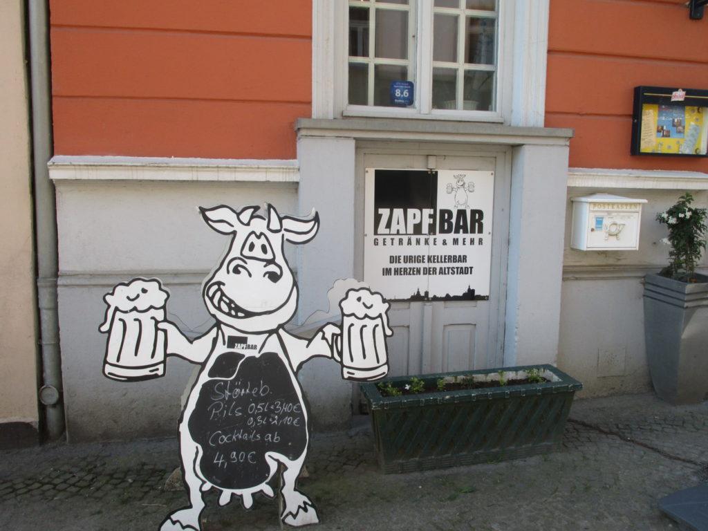Zapf Bar