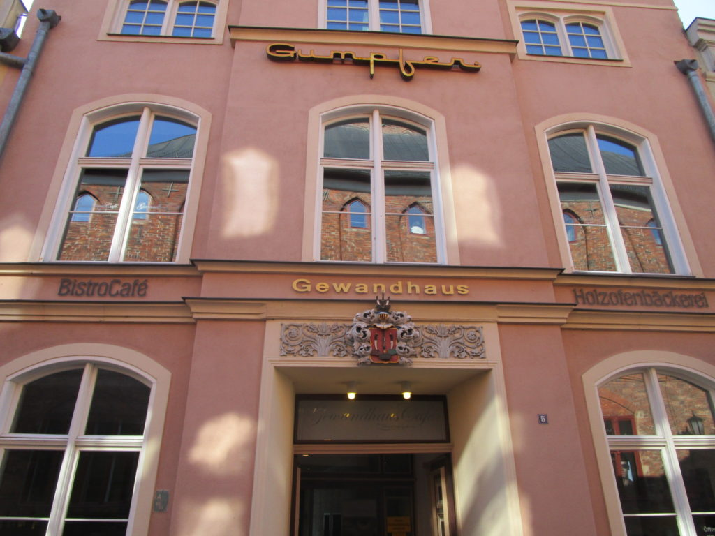 Gewandhaus