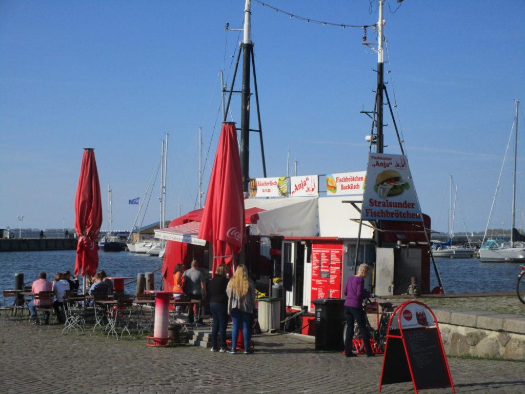 Fischboot Anja