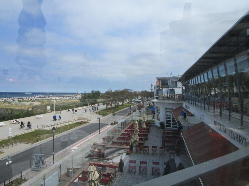 Blick Terrasse