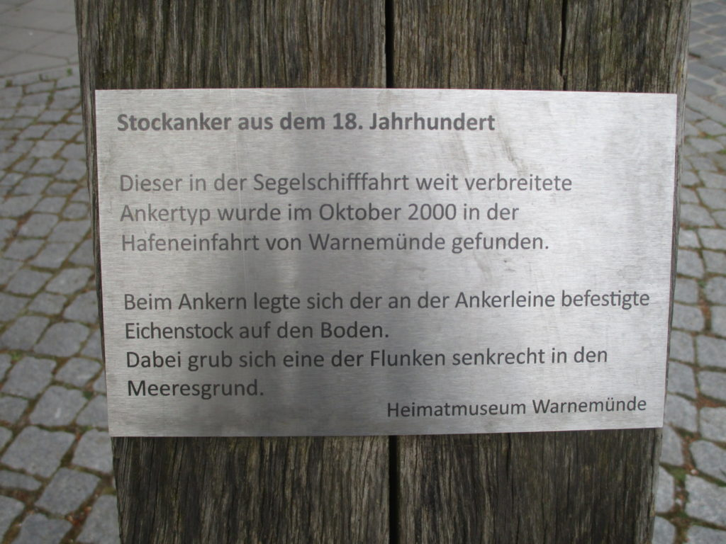 Stockanker