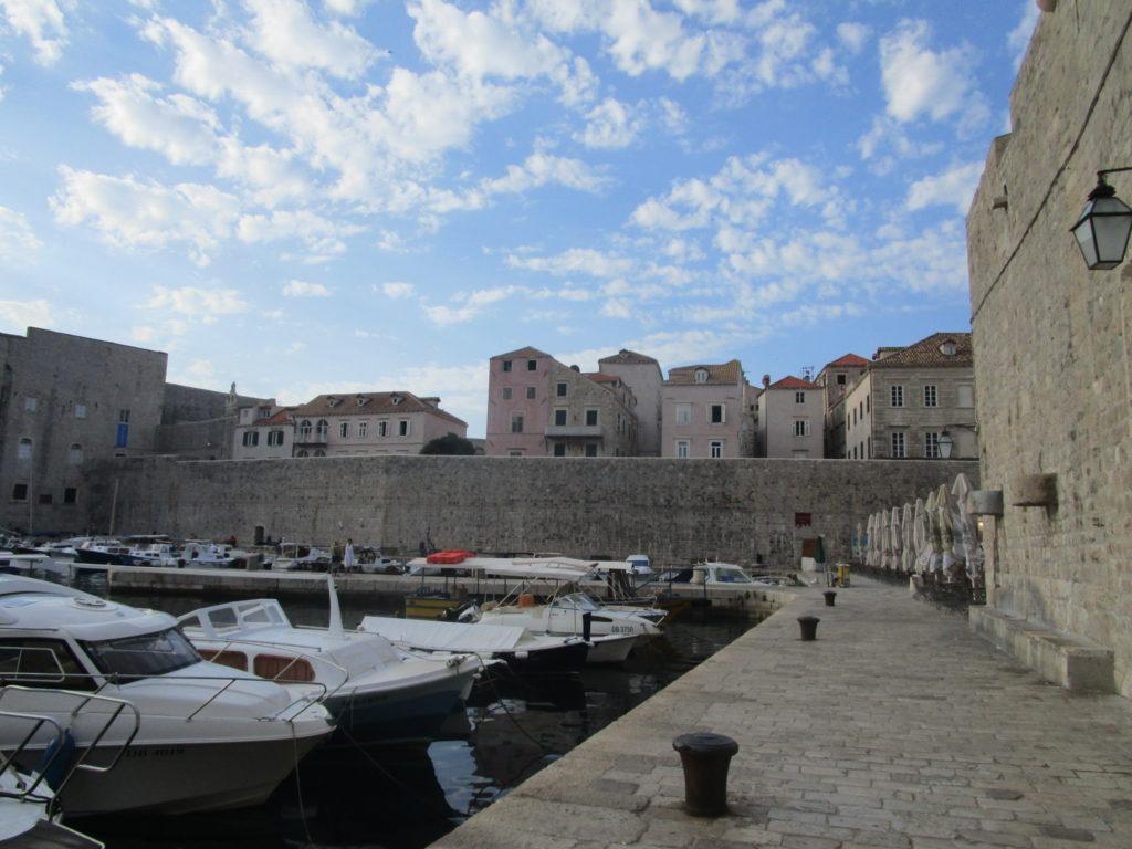 Alter Hafen Dubrovnik