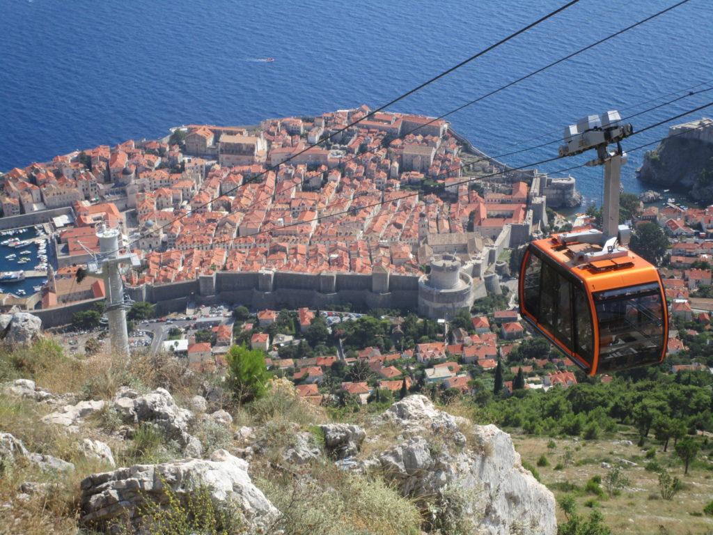 Dubrovnik von oben