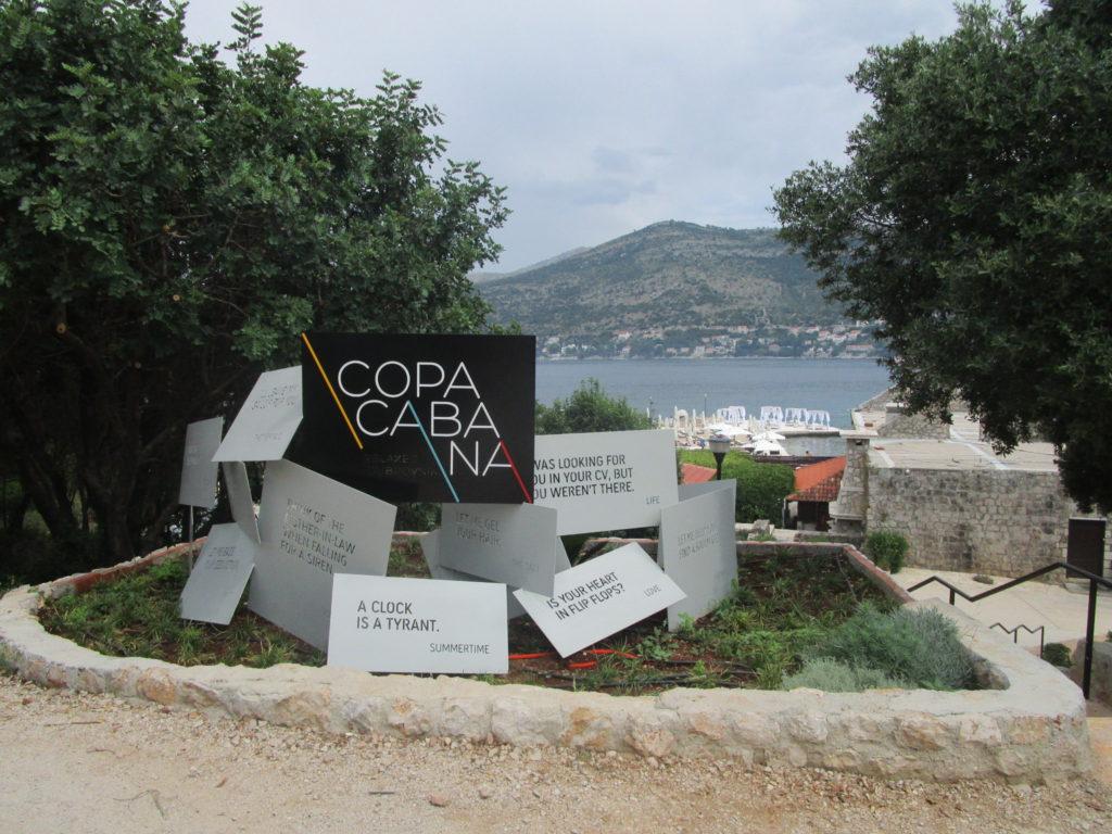 Copa Cabana Strand