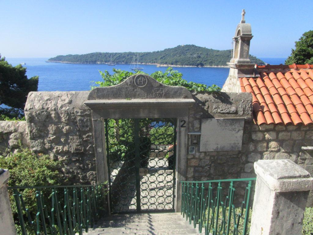 Unterwegs zum Sveti Jakov Strand