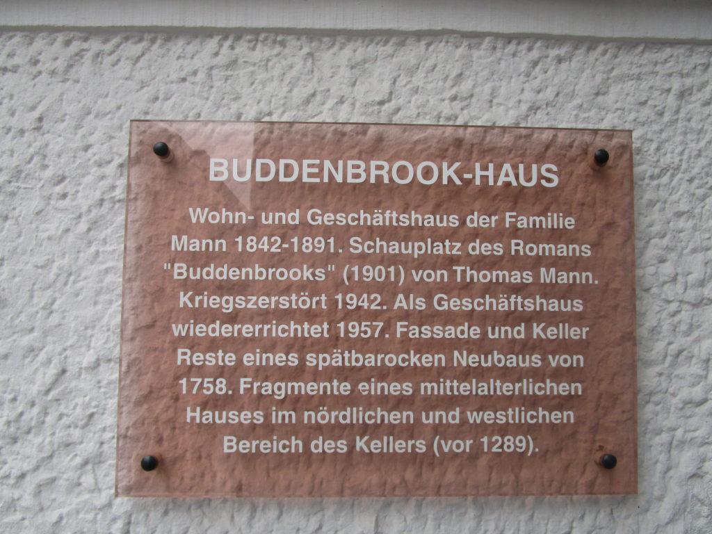 Buddenbrook-Haus