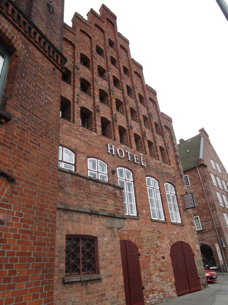 Hotel Anno 1216