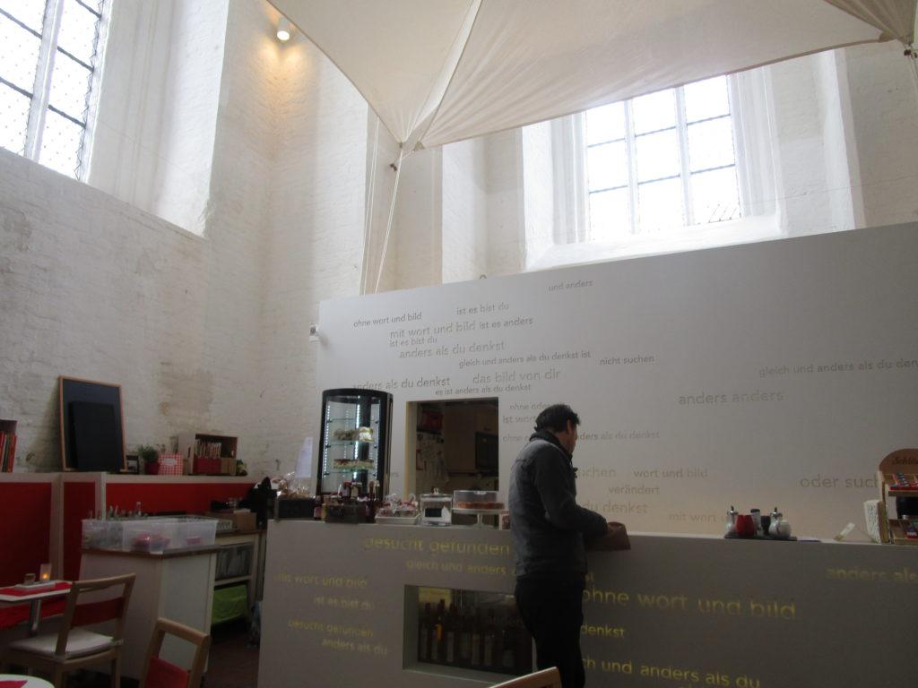 Cafe St. Petri-Kirche