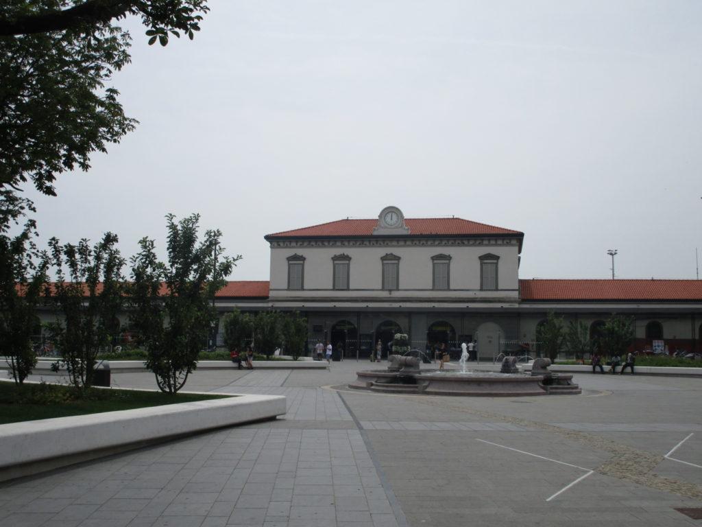 Bergamo Bahnhof