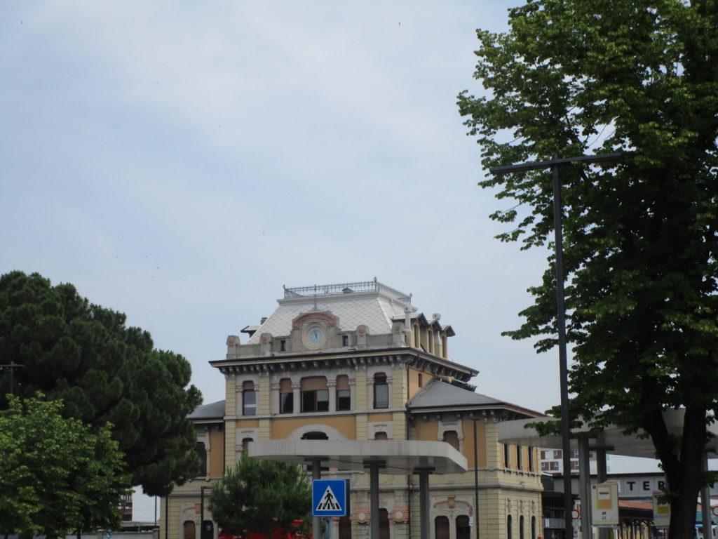 Bergamo Busbahnhof