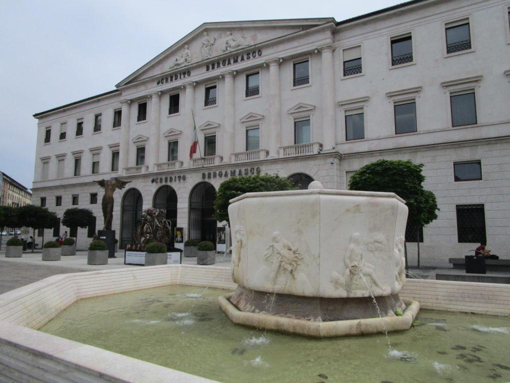 Bergamo Porta Nuova