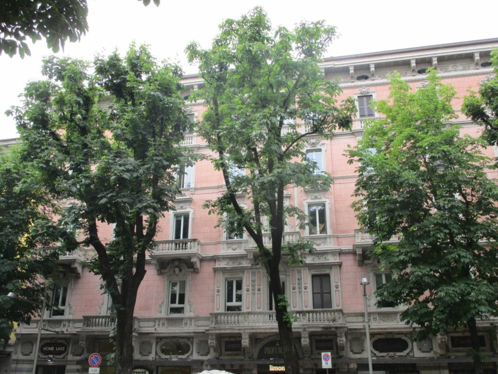 Bergamo Via Papa Giovanni