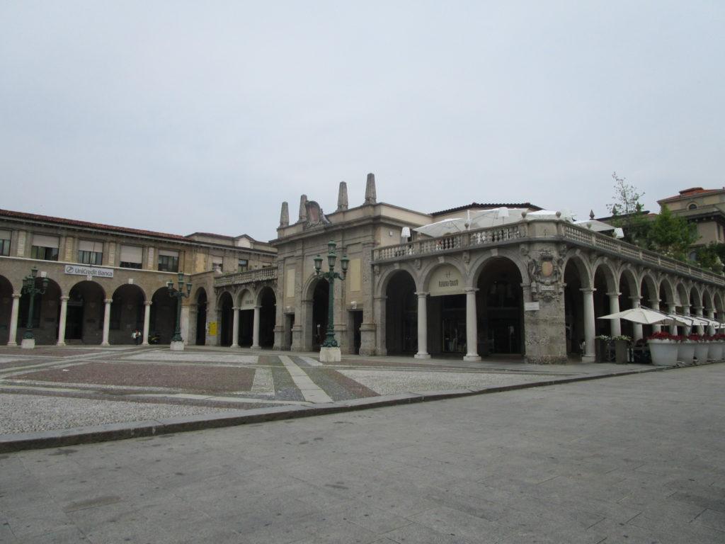 Bergamo Viale Roma