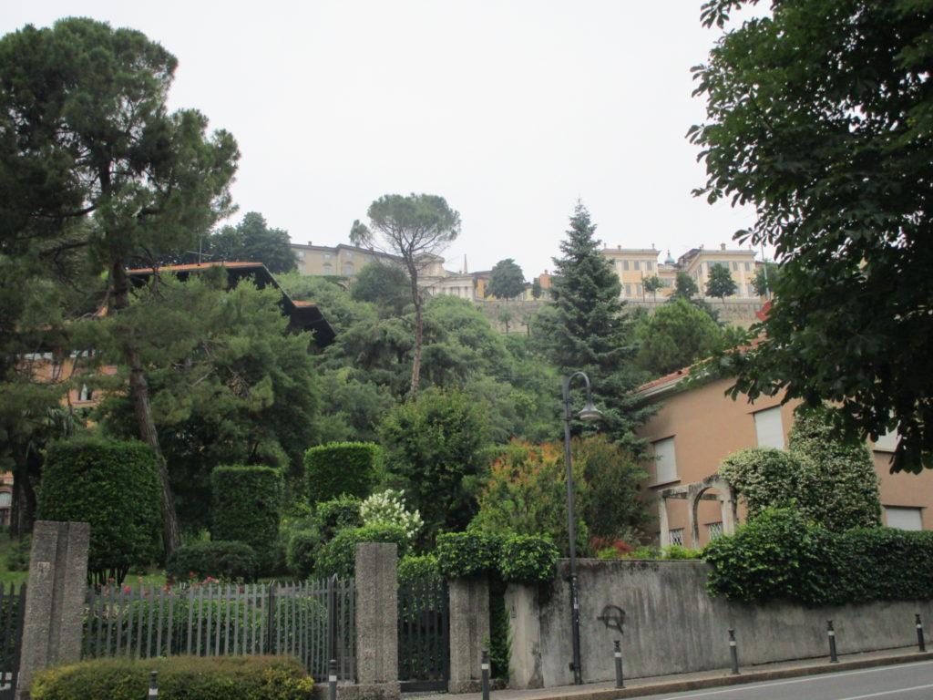 Bergamo Viale Vittorio Emanuele II