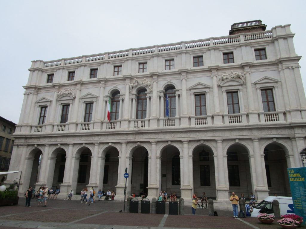 Citta Alta Biblioteca