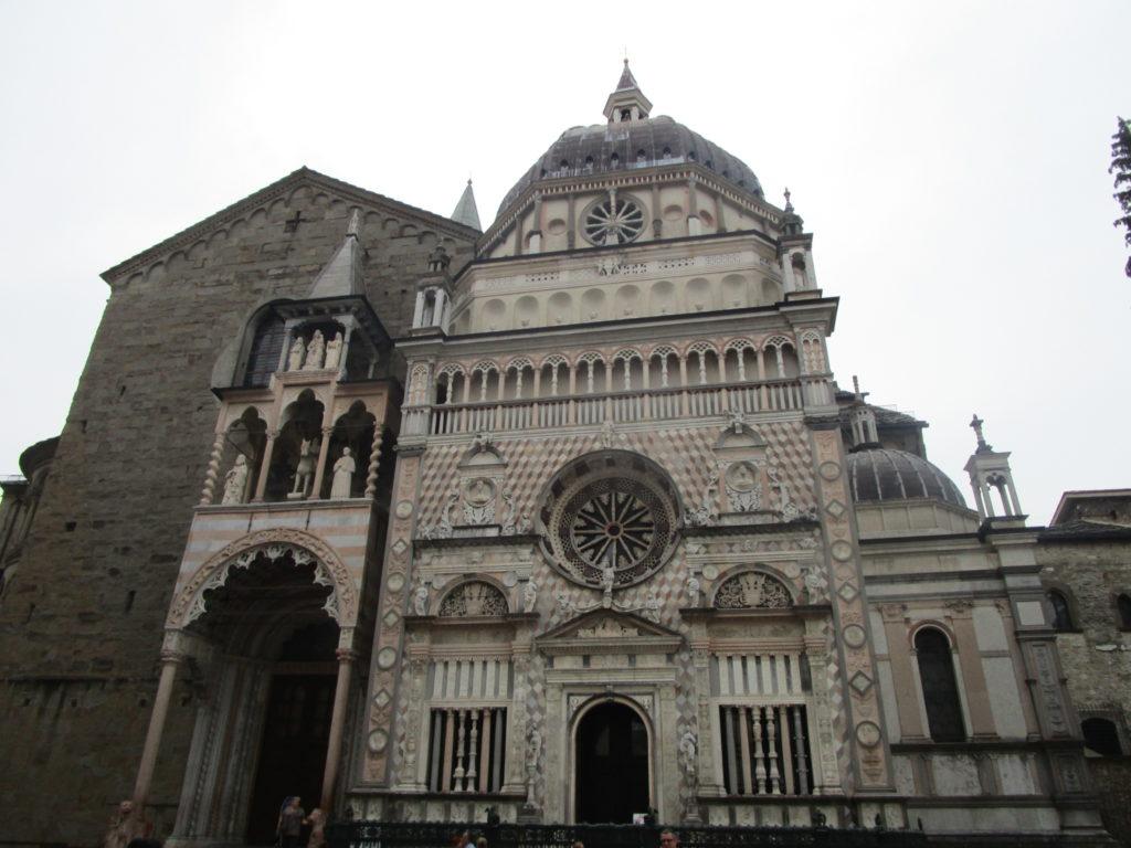 Citta Alta Piazza Duomo