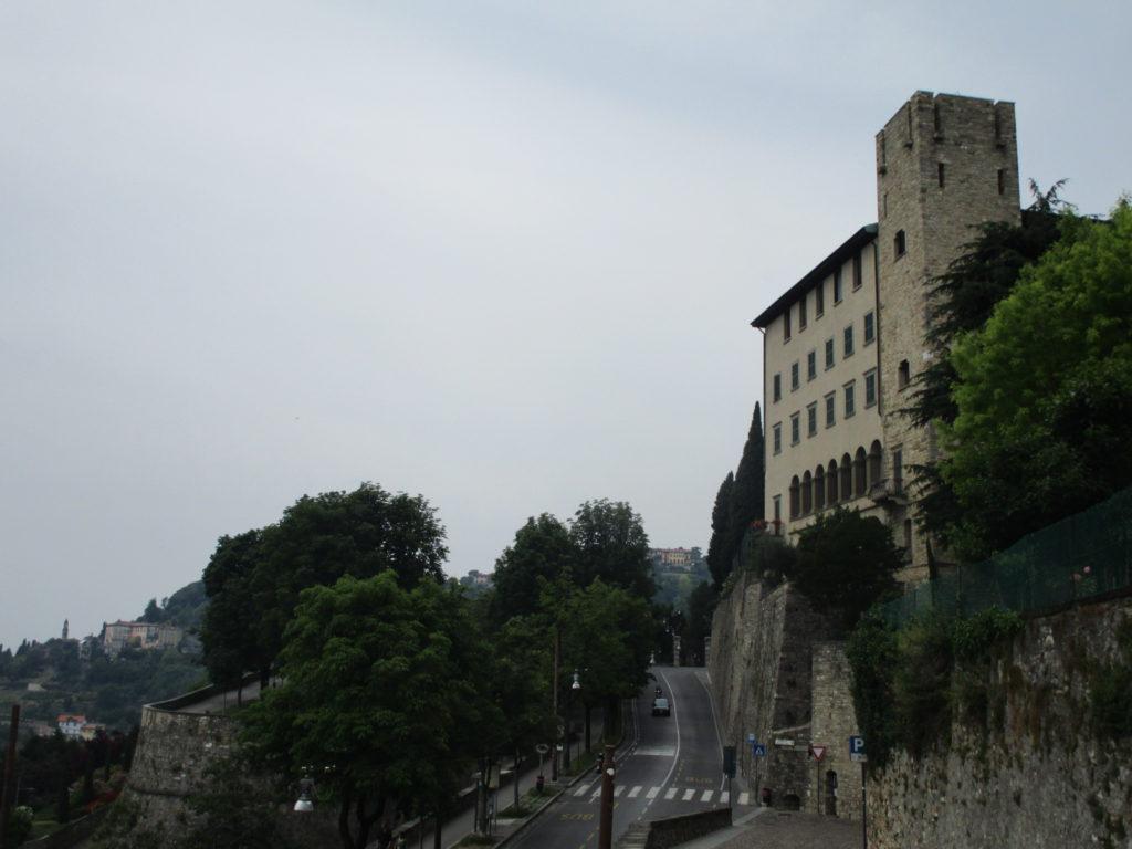 Citta Alta Viale Delle Mura