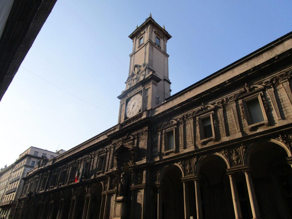 Torre Napo Torriani - Palast der Giureconsuti