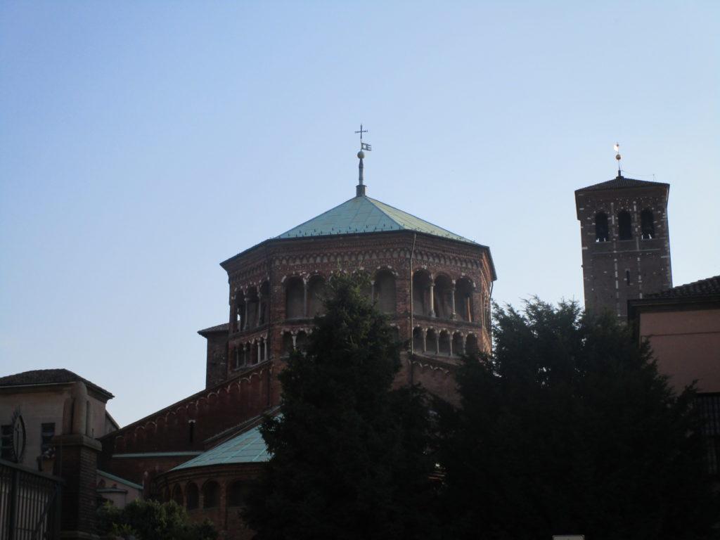 Basilika Sant'Ambrogio